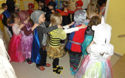 Fasching in der HdpK